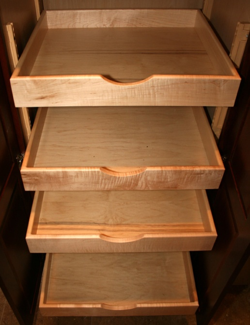 Deluxe Shelf Trays